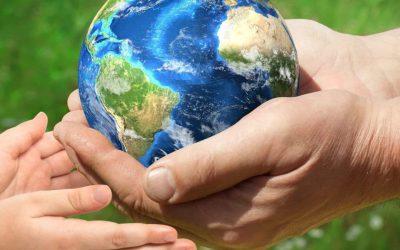 Die Erde im Resetmodus