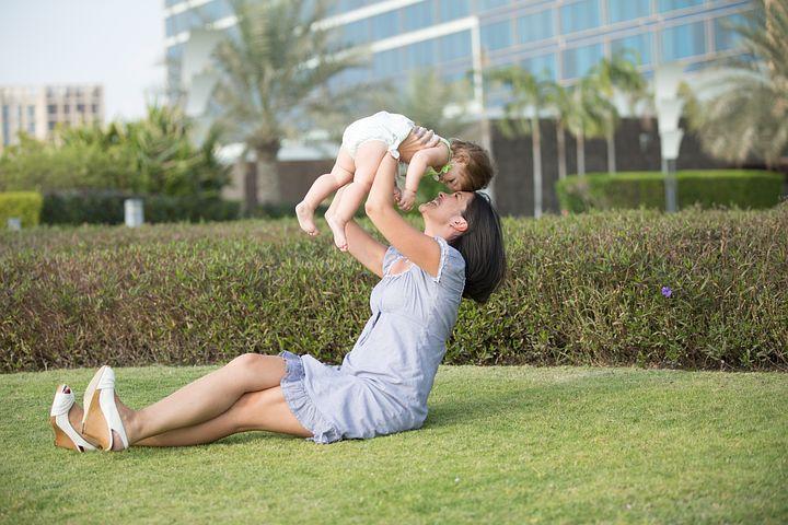 Wie junge Mütter arbeiten wollen