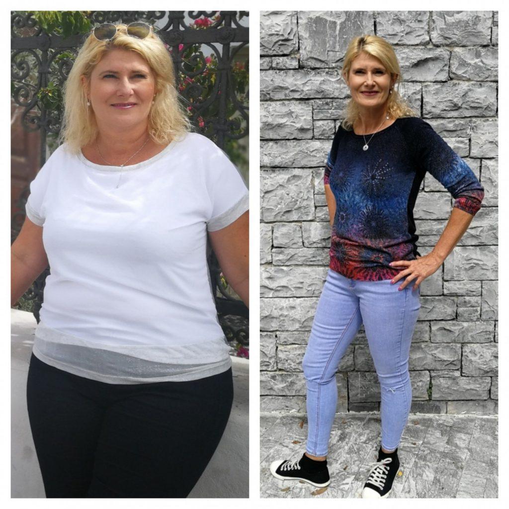 30 kg abnehmen haut